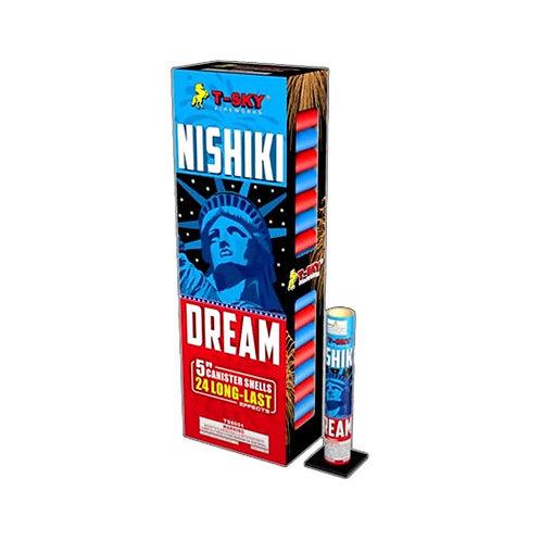 """Nishiki Dream 5"""" Shell"""