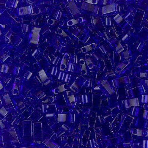 Half Tila Transparent Cobalt (HTL-151)