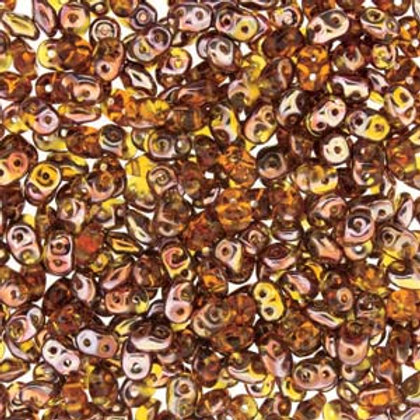 SuperDuo Topaz Capri Gold (DU0510060-27101)