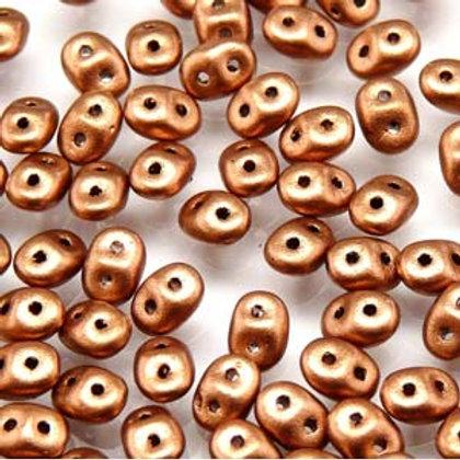 SuperDuo Crystal Bronze Copper ( DU0500030-01780)