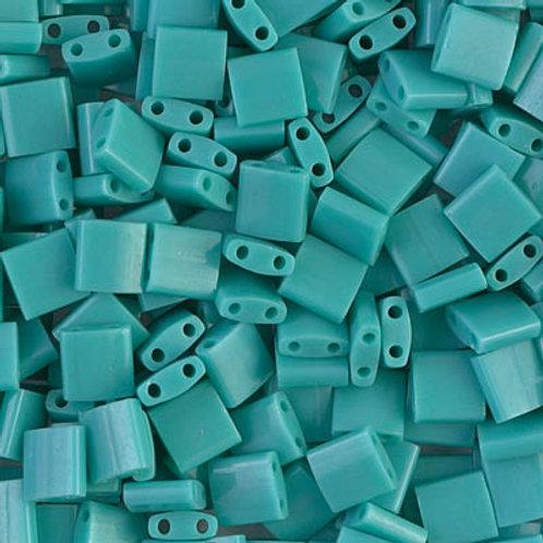Tila Opaque Turquoise Green (TL-412)