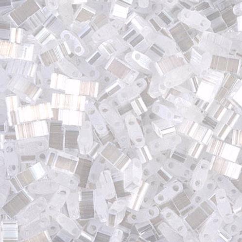 Half Tila Crystal Silk Satin Luster (HTL-2548)