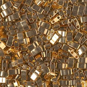 Half Tila 24kt Gold Plated (HTL-191)