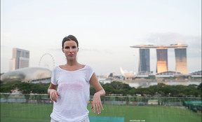 reportage from Singapore