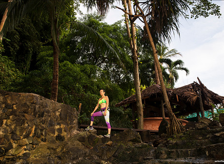 Photo shooting in Krabi with Zina Docto