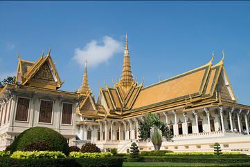 reportage shoot in Phnom Penh, Cambodia
