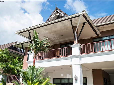 Real estate photographer in Krabi and Phuket, Thailand