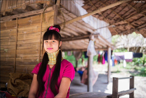 reportage shoot in Chiang Mai, Thailand