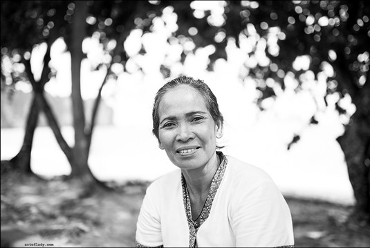 photo story about people and real life in Krabi, Thailand