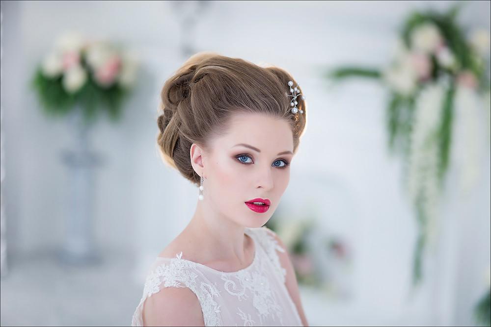 свадебный стилист Италия Флоренция; макияж, прически, афрокосы в Италии