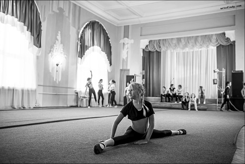 photographer Florence, Tuscany - reportage from dance classes in Italy