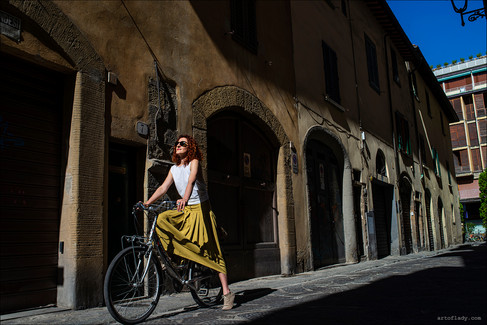 a photographer in Tuscany and Florence