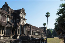 reportage shoot in Angkor Wat, Cambodia