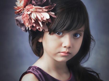 Kids Art Portrait