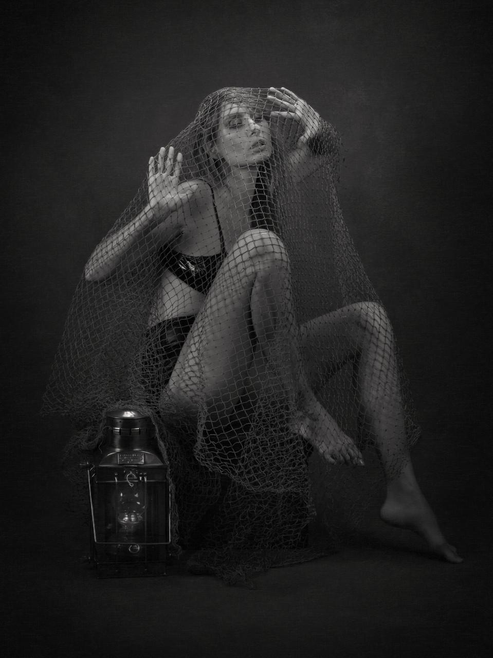 Glamour Studio Portrait