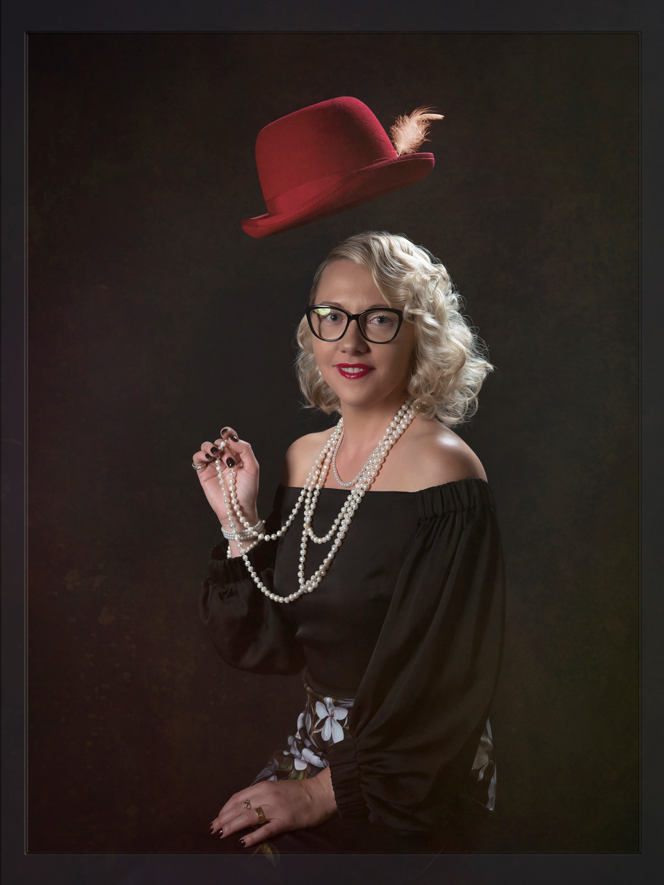 Women Fine Art Photo Portrait