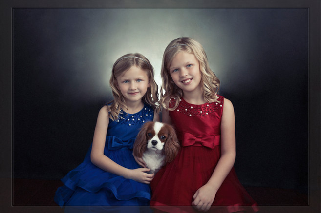 Family Fine Art Portrait
