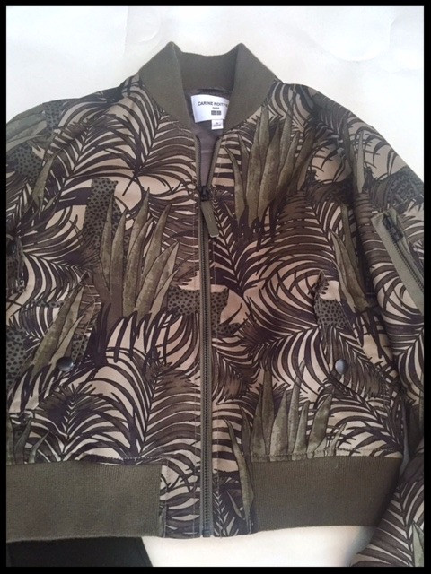 "The ""jungle"" bomber"