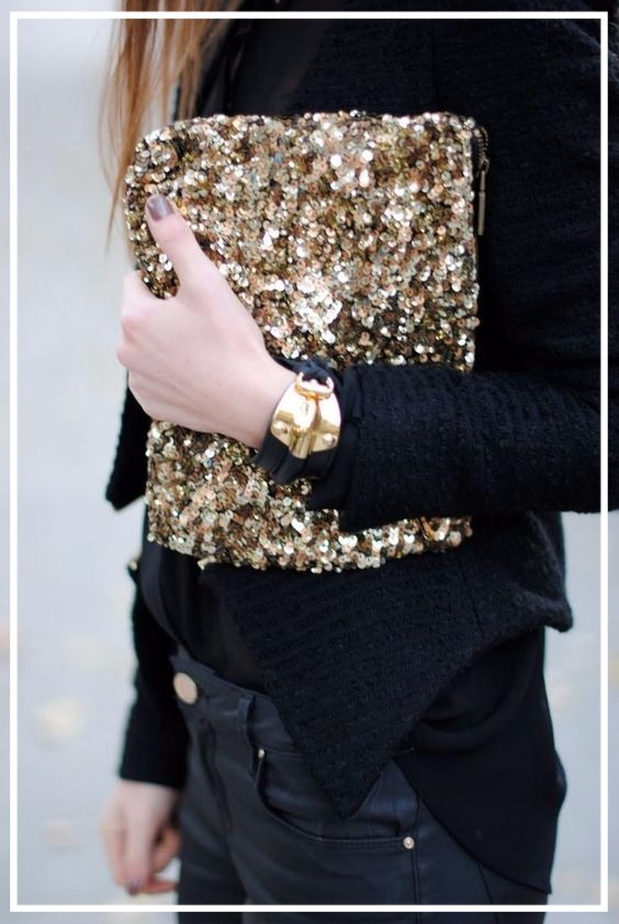 2016 Countdown- One Style each day: Day 3- Something sparkling!