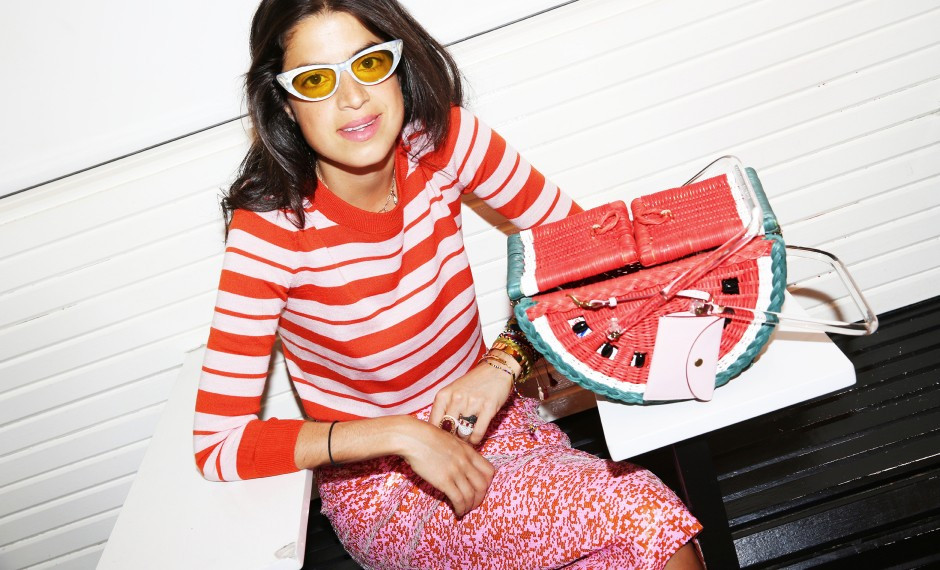 The challenge: 5 day PINK week by JCrew and Leandra Medine - Man Repeller