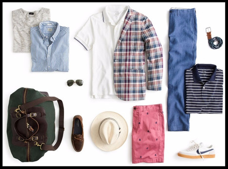 Something for men, by JCrew