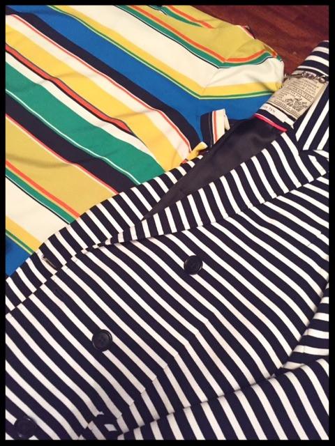 Bright Stripes!