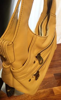 Marc Jacobs light yellow bag