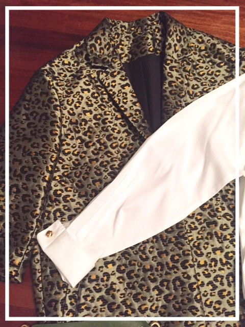Leopard details