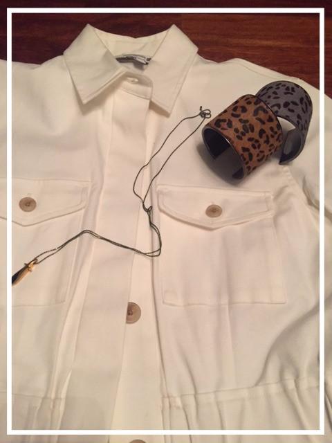 Safari jacket