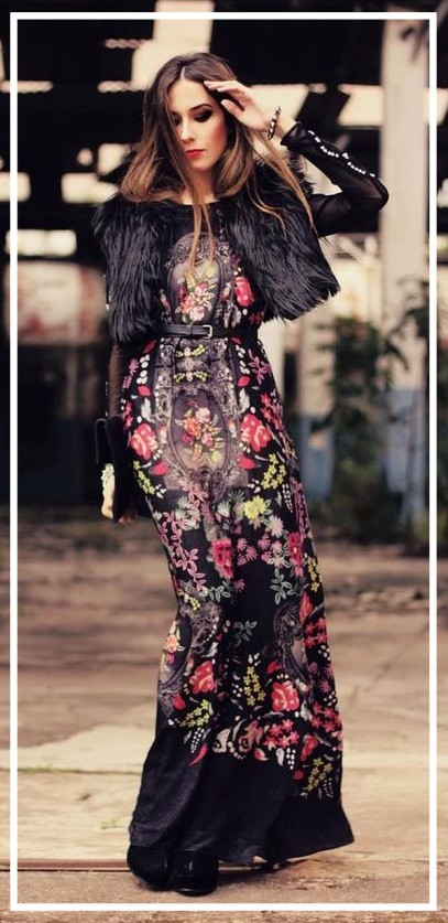 2016 Countdown- One Style each day: Day 4- Rock Romantic...