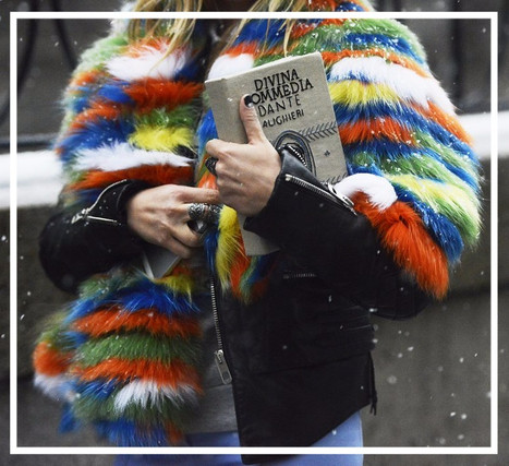 WOW Colorful fake furs - Must Buy!