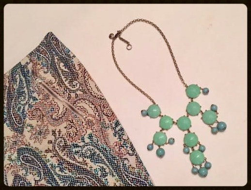 Mint & Paisley @work