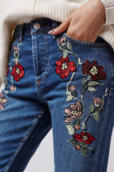 Must buy: embroidered pieces