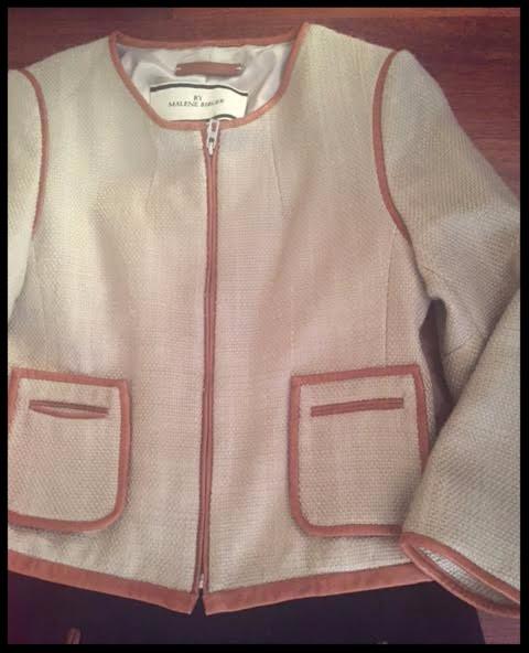 Cropped Jacket @work