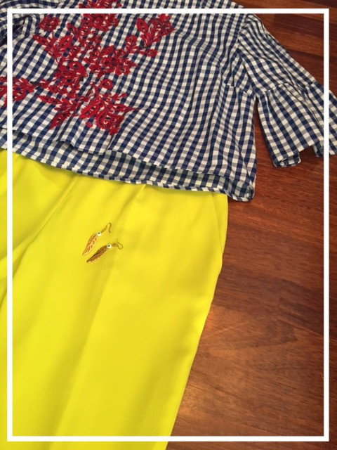 Gingham - must-have print!
