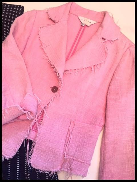 """""""Bubblegum"""" pink"""