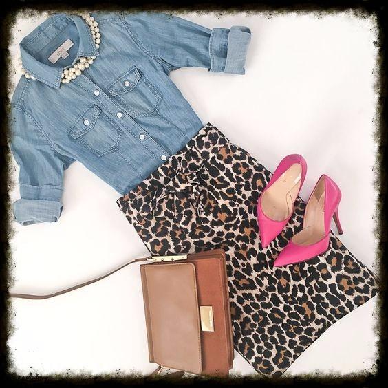 Leopard: irresistible trend
