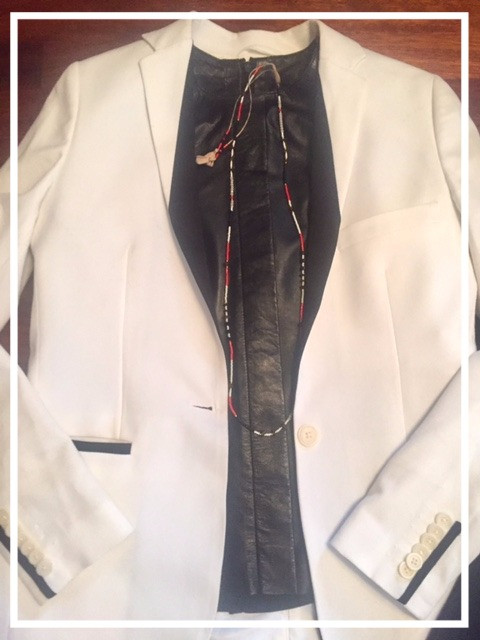 Smart Tuxedo blazer