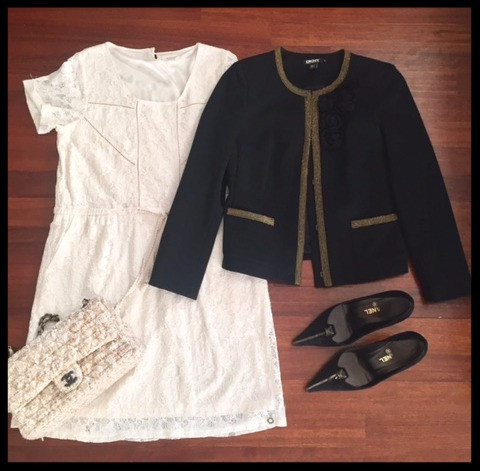 Tailoring the Romantic dress