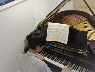 ピアノを調律しました。豊島区のピアノレッスンなら白音グループ