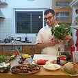 ארוחת שף איטלקית - אסף האופה