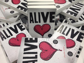 You're Invited: ALIVE Launch Party