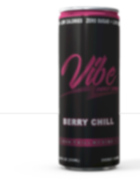 Vibe Energy Drinks Berry Chill