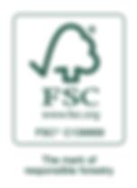 FSC_C139669_white on green logo with bor