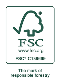 FSC_C139669_white on green logo with bor