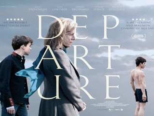 Departure, in conversation with actor Juliet Stevenson and director Andrew Steggall