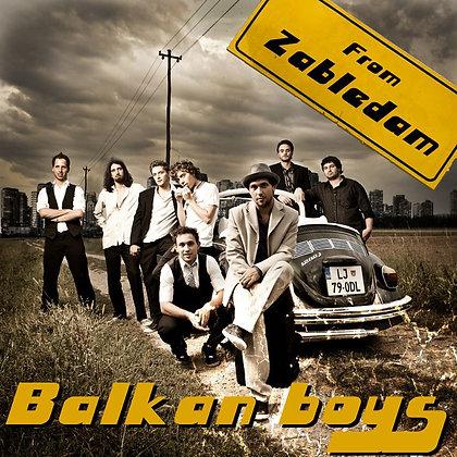CD - From Zabledam