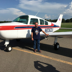 First Solo Flight