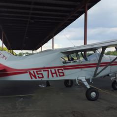 First Training Aircraft