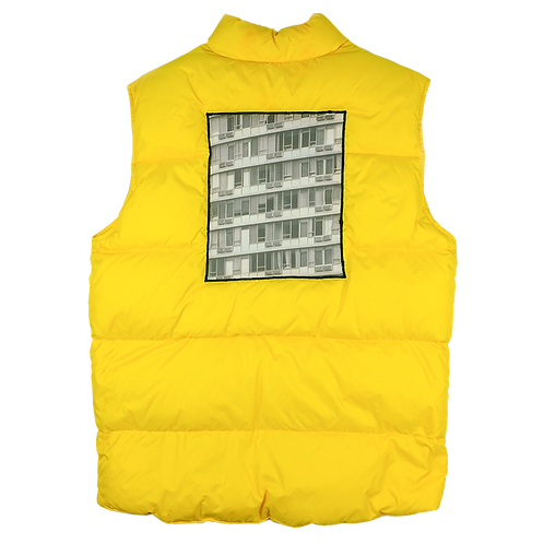 Land's End Puffer Vest - Fits L/XL